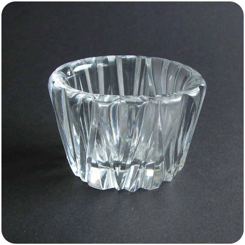 1825e tapio wirkkala iittala glass vase cut boas antik. Black Bedroom Furniture Sets. Home Design Ideas