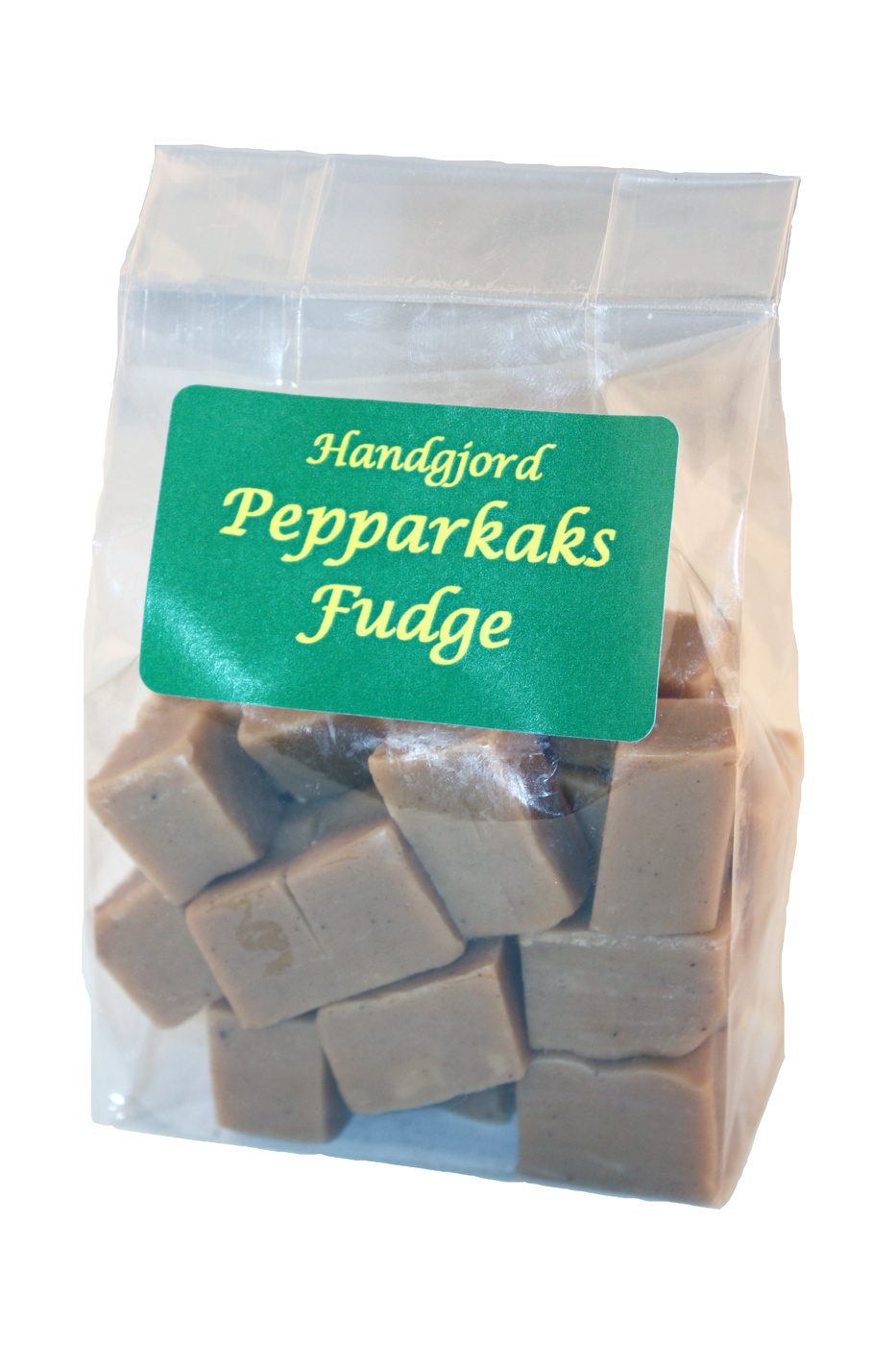 Fudge Pepparkaka