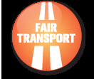 We support Fair Transport, an initiative from The Swedish Association of Road Transport Companies for healthy transports from healthy transport companies