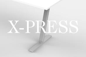 X-press lager. 5 dagar från fabrik