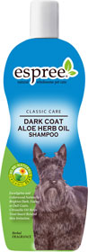 Espree Dark Coat Aloe Herb Oil Shampoo