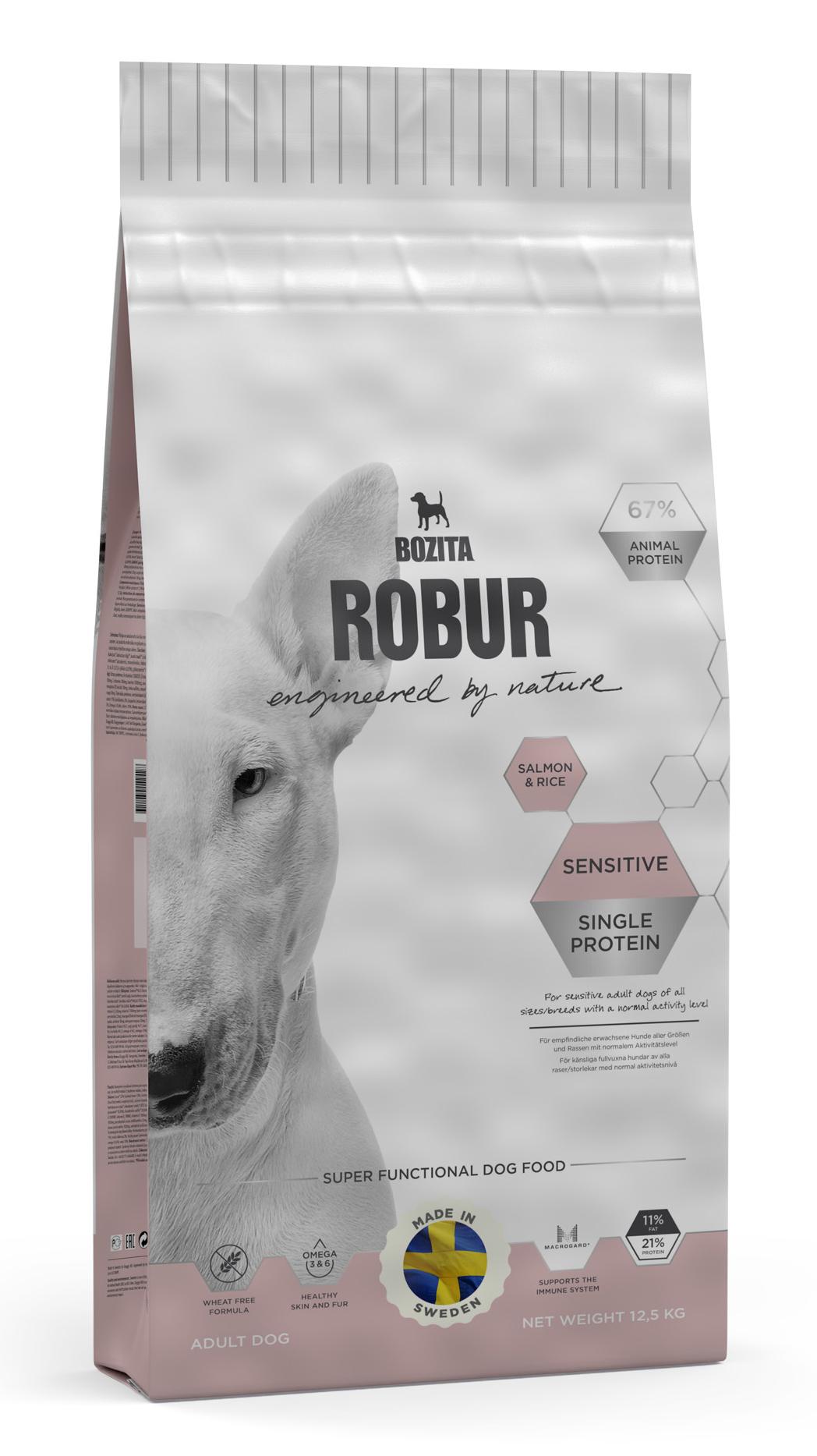 Robur Sensetive Lax 12,5 kg