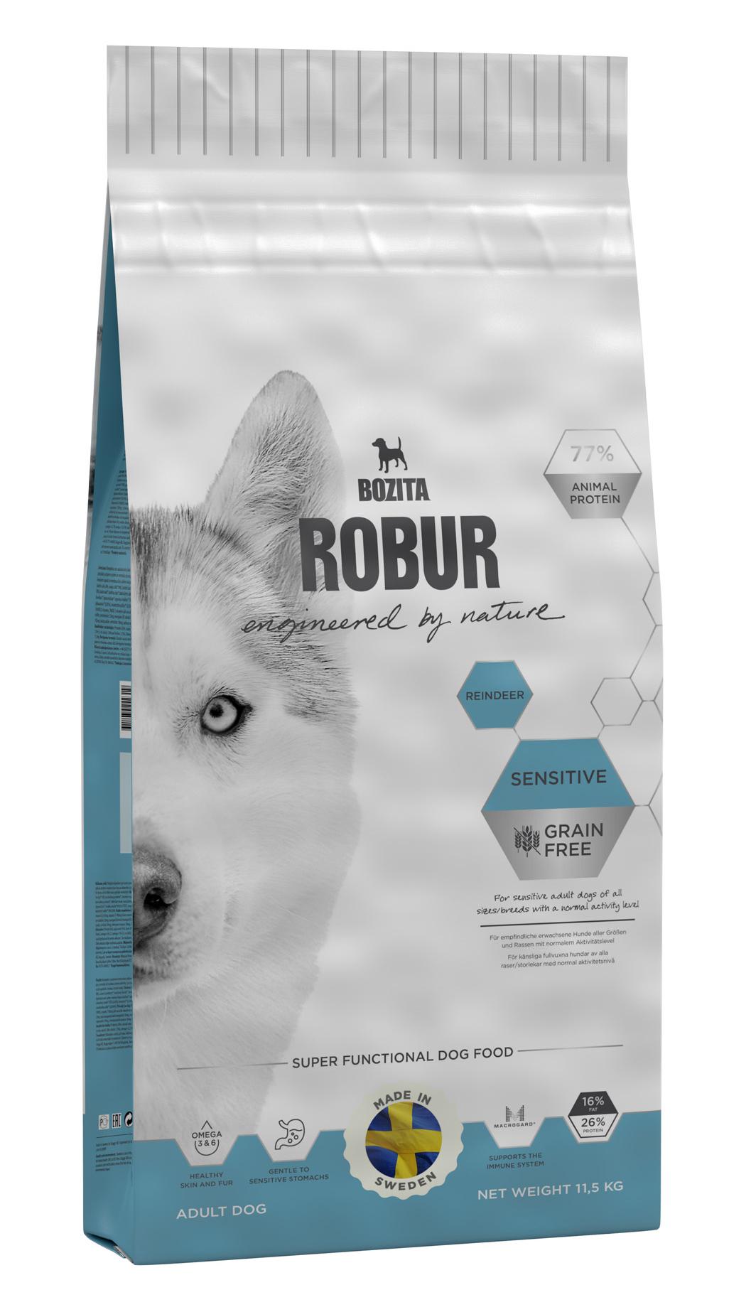 Robur Sensetive Ren 11,5 kg