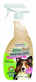 Espree Aloe Oat Waterless Bath