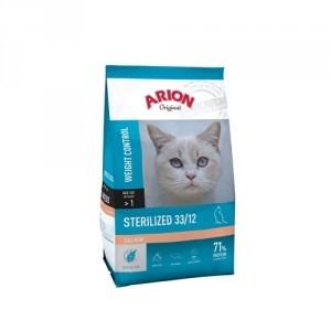 Arion Original Cat Sterilized Chicken - Cat Sterilized Chicken 2 kg