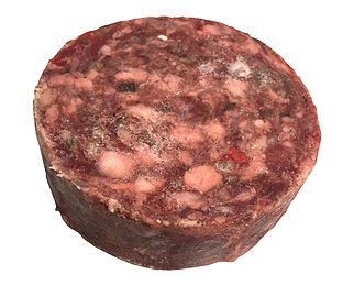 Nordic färskfoder (9036) Burgare       7,2 kg 36 st á 200 g - Burgare 7,2 kg,