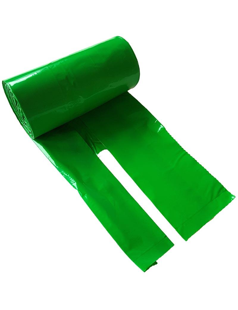hundbajspase-knyt-green