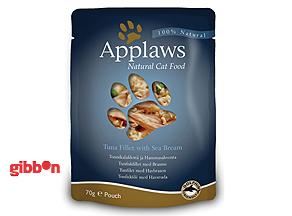 Applaws Tuna&Seabream - Tuna&Seabream 70 gr