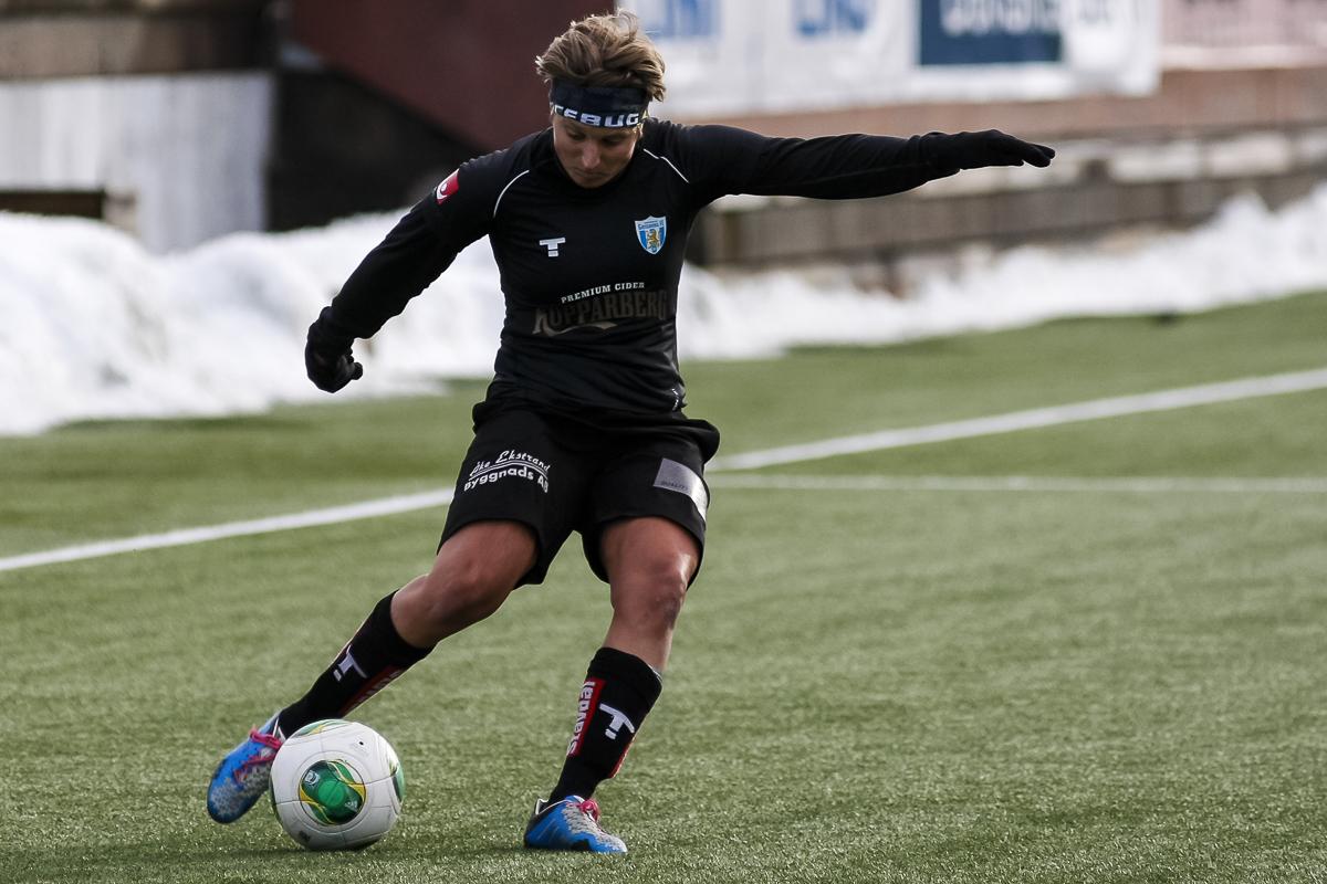 Danska stjarnan missar odesmatchen
