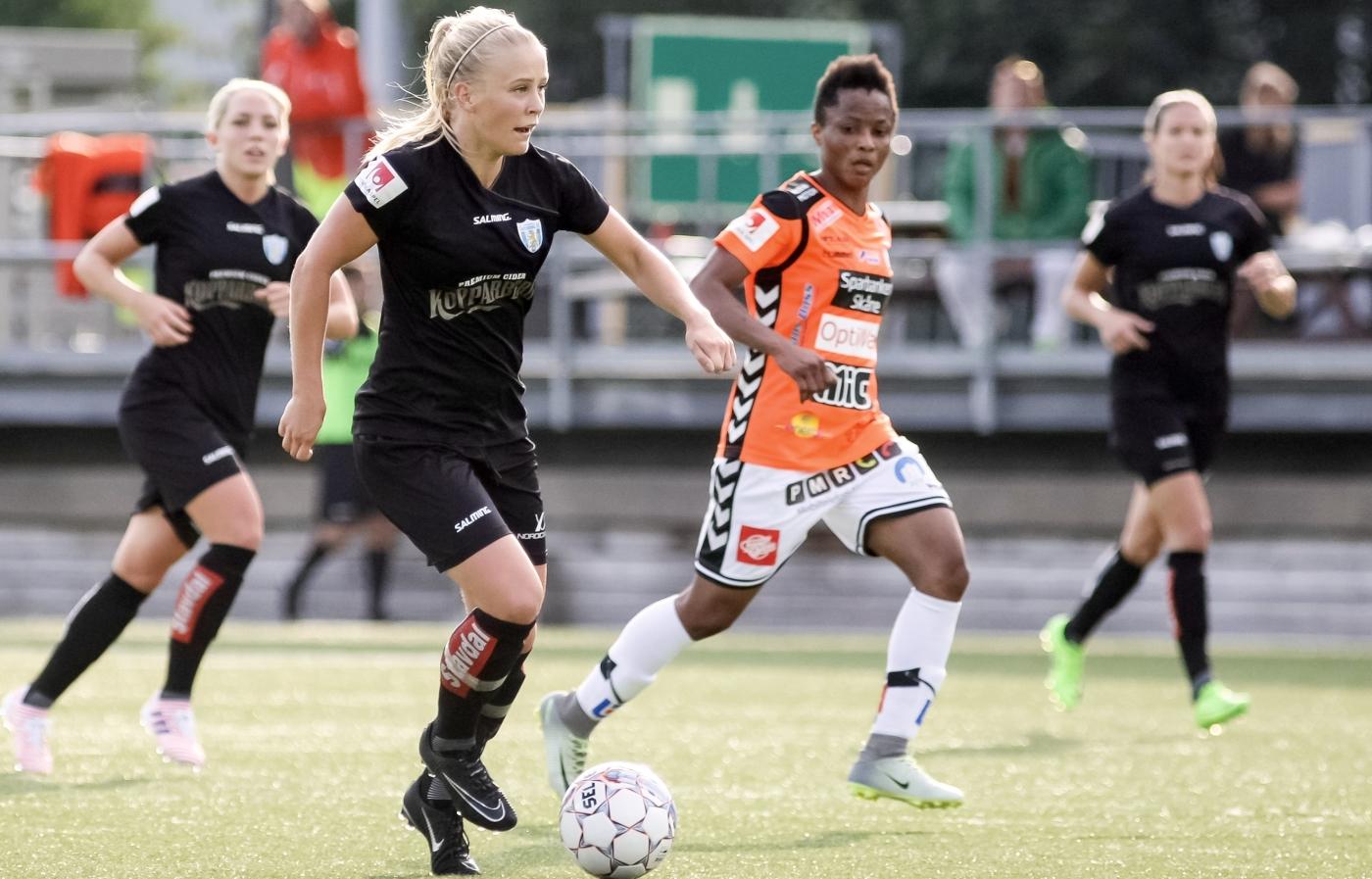 Kristianstad spelar cupmatch med mittback i malet