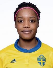 Evelyn Ijeh, 16, ska representera Sverige i kvalet till slutspelet i F17-EM.