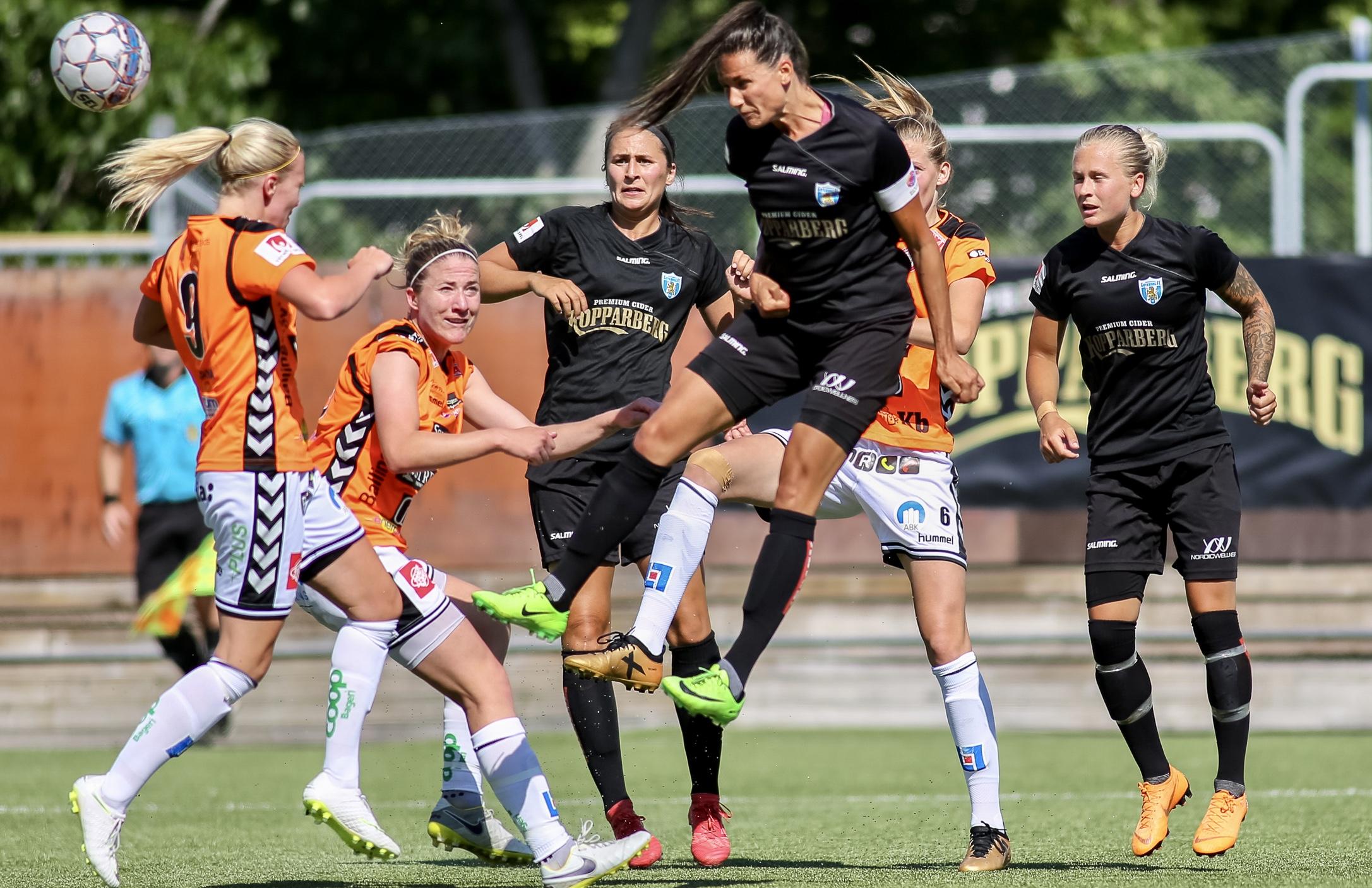 Kopparbergs Göteborg FC har börjat forma truppen för framtiden – Beata  Kollmats och Filippa Curmark 0a2a20bf5a6c4