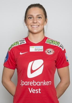 Vilde Bøe Risa, klar för KGFC.