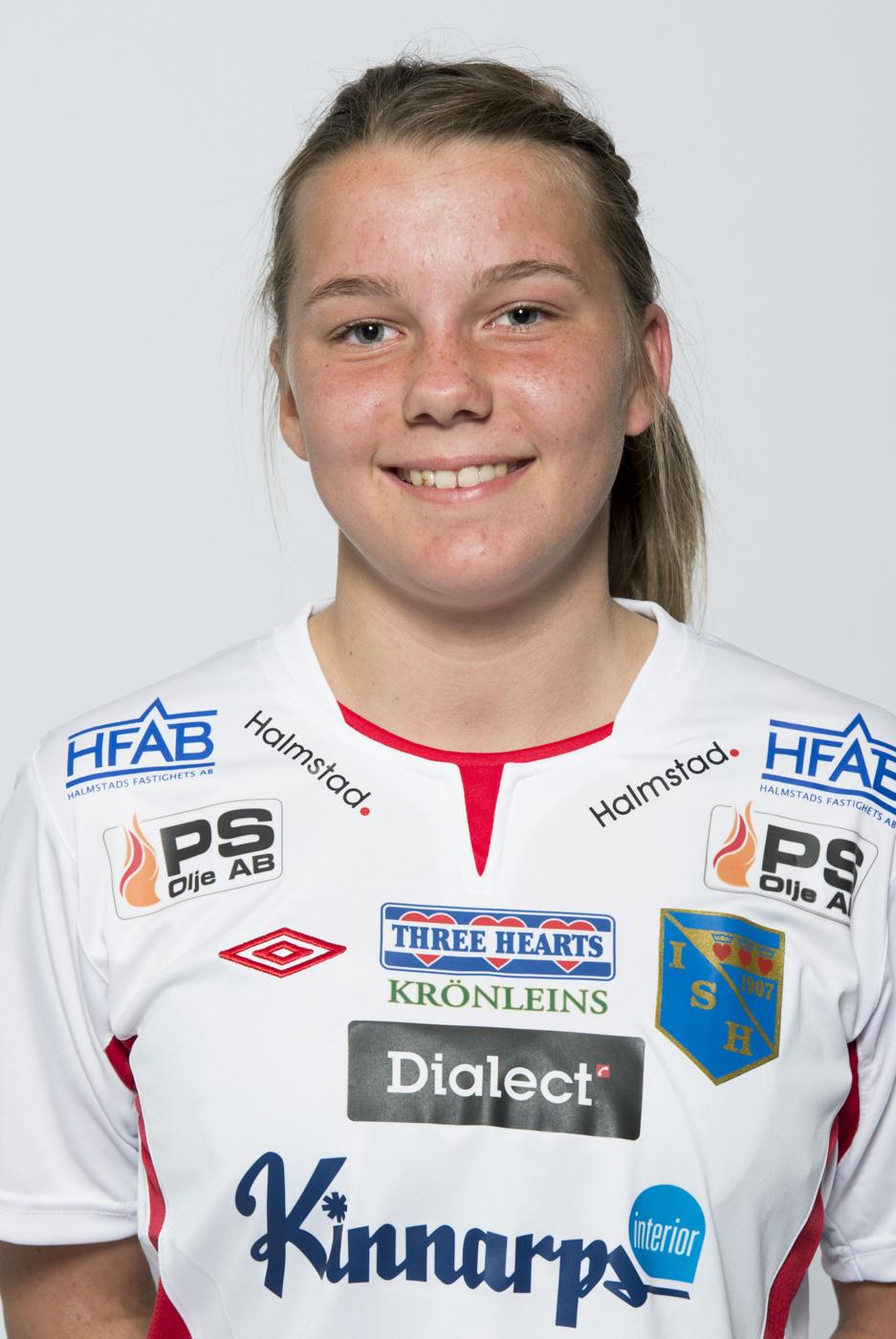 Ebba Hed tog plats i det svenska F16-landslaget som i oktober ska kvala till 52757cafc8192