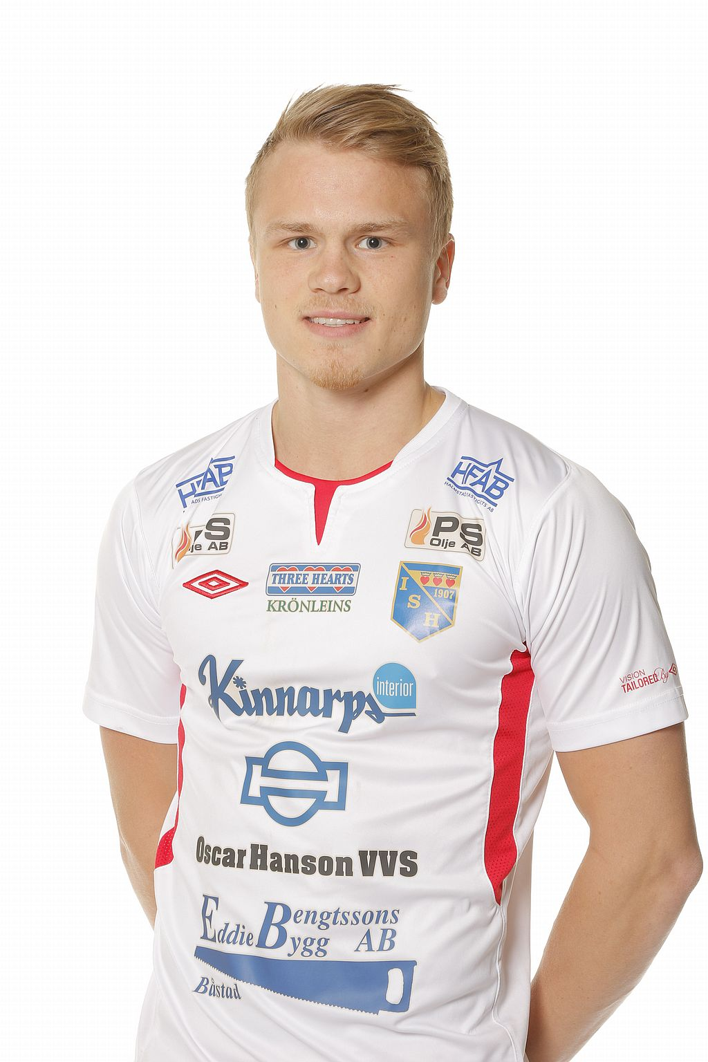 Matchens spelare  Isak Petersson var en av få spelare som stack ut rejält i  en a187da0364c1d