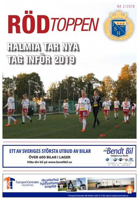 Rödtoppen nr 2 - 2018