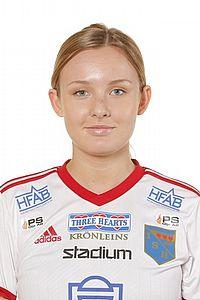 Evelina Persson. Foto: IS Halmia