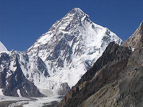 K 2 Himalaya