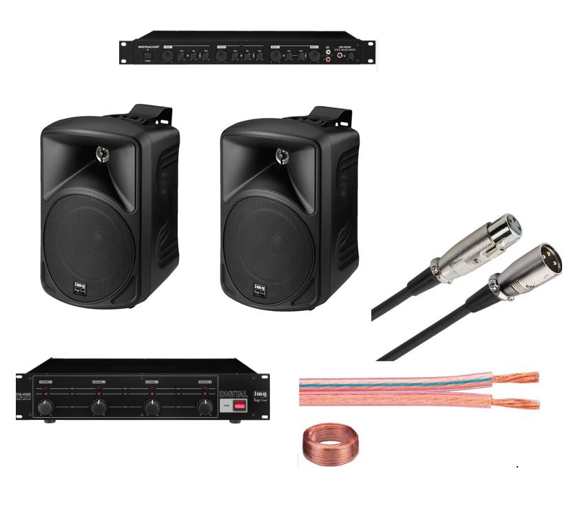 Professionell Ljudkvalité - Lång livslängd - Lätt installation b98ad2363b60c