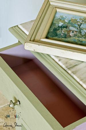 Chateau Grey Chalk Paint möbel