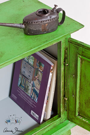 Chalk Paint Antibes Green Monicas Butik