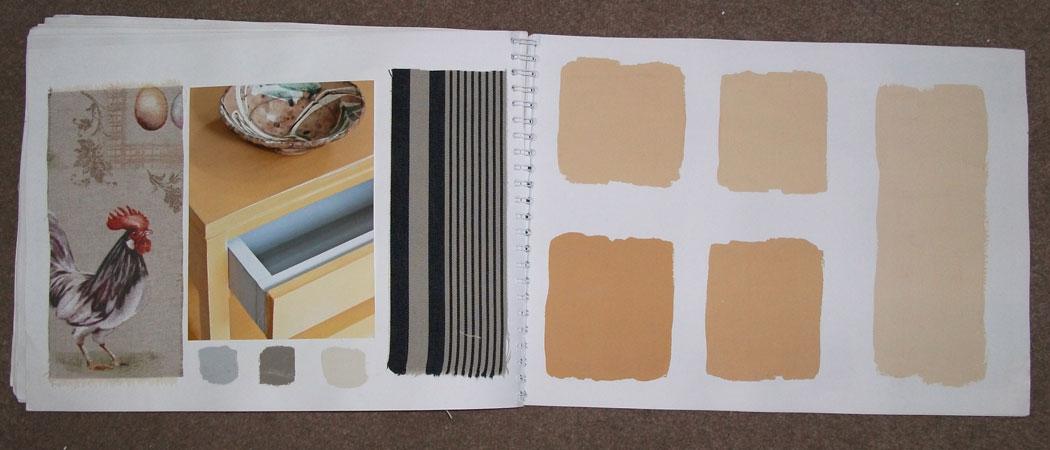 Annie Sloan Chalk Paint Arles inspiration