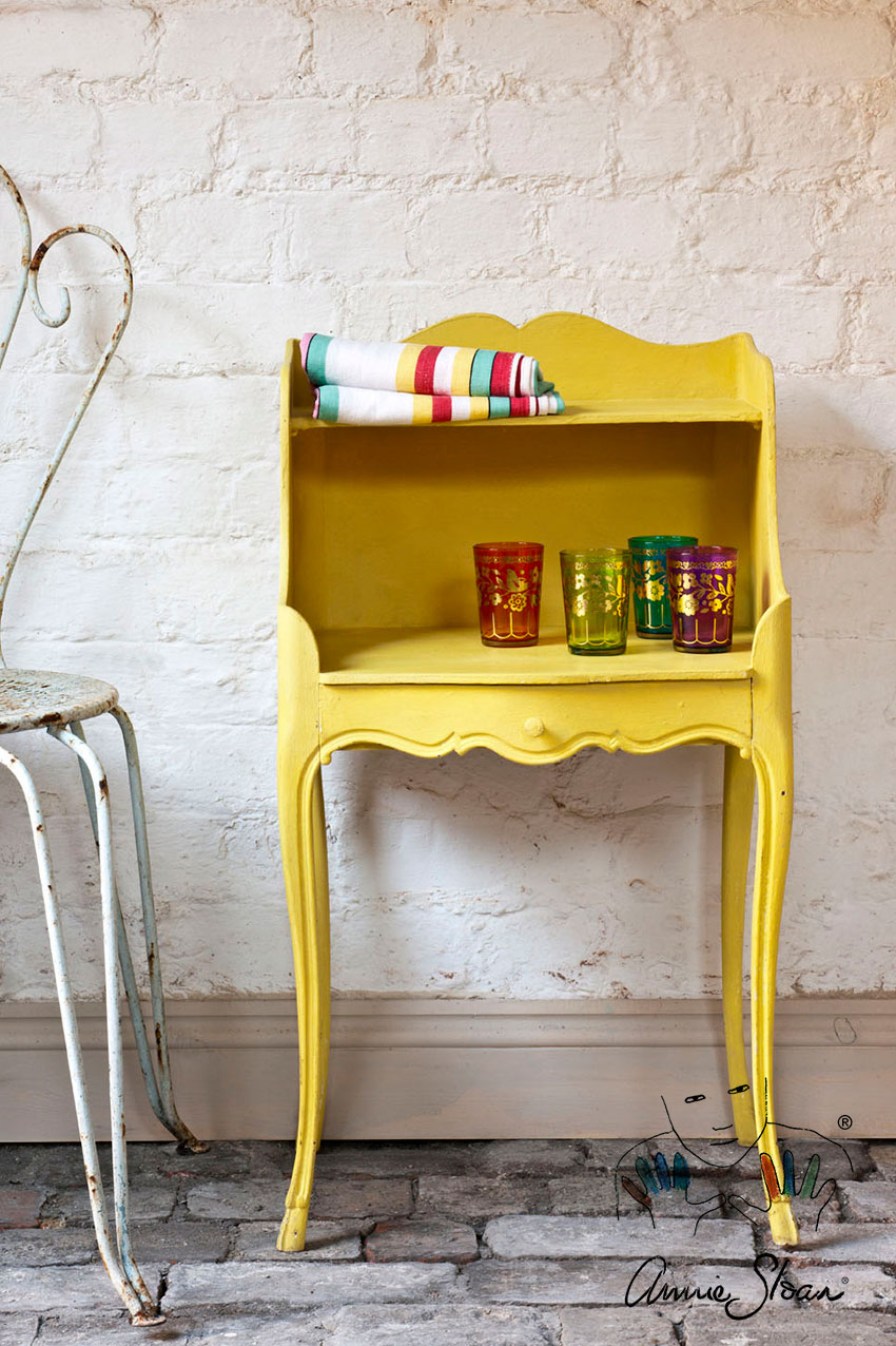 Chalk Paint English Yellow