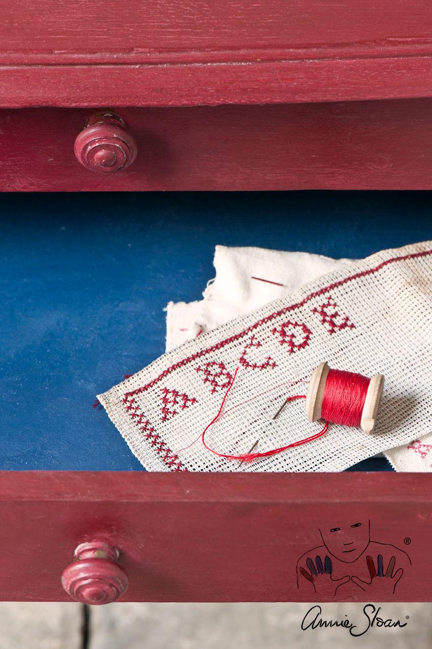 Annie Sloan Chalk Paint Burgundy monicasbutik.se