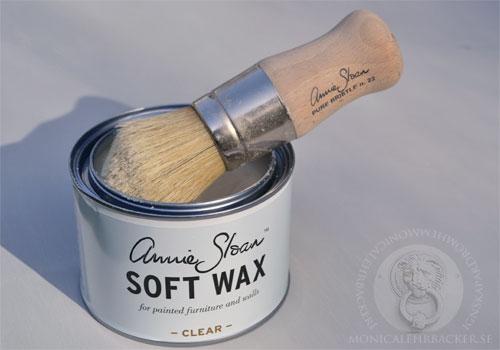 Unika Annie Sloan Soft Wax tips&råd DT-48