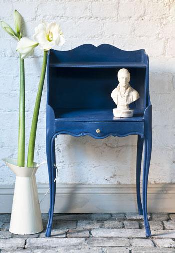 Napoleonic Blue Annie Sloan Paint