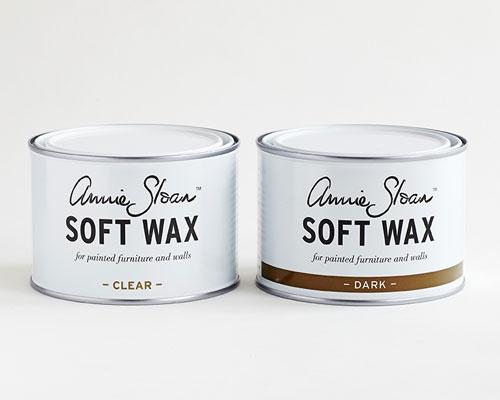 Nya Annie Sloan Soft Wax & Lack EZ-53