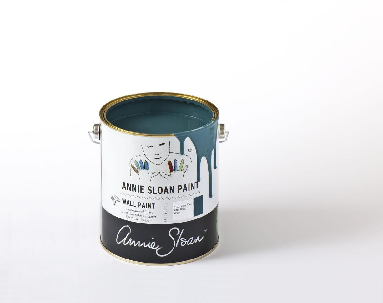 Aubusson Blue Wall Paint