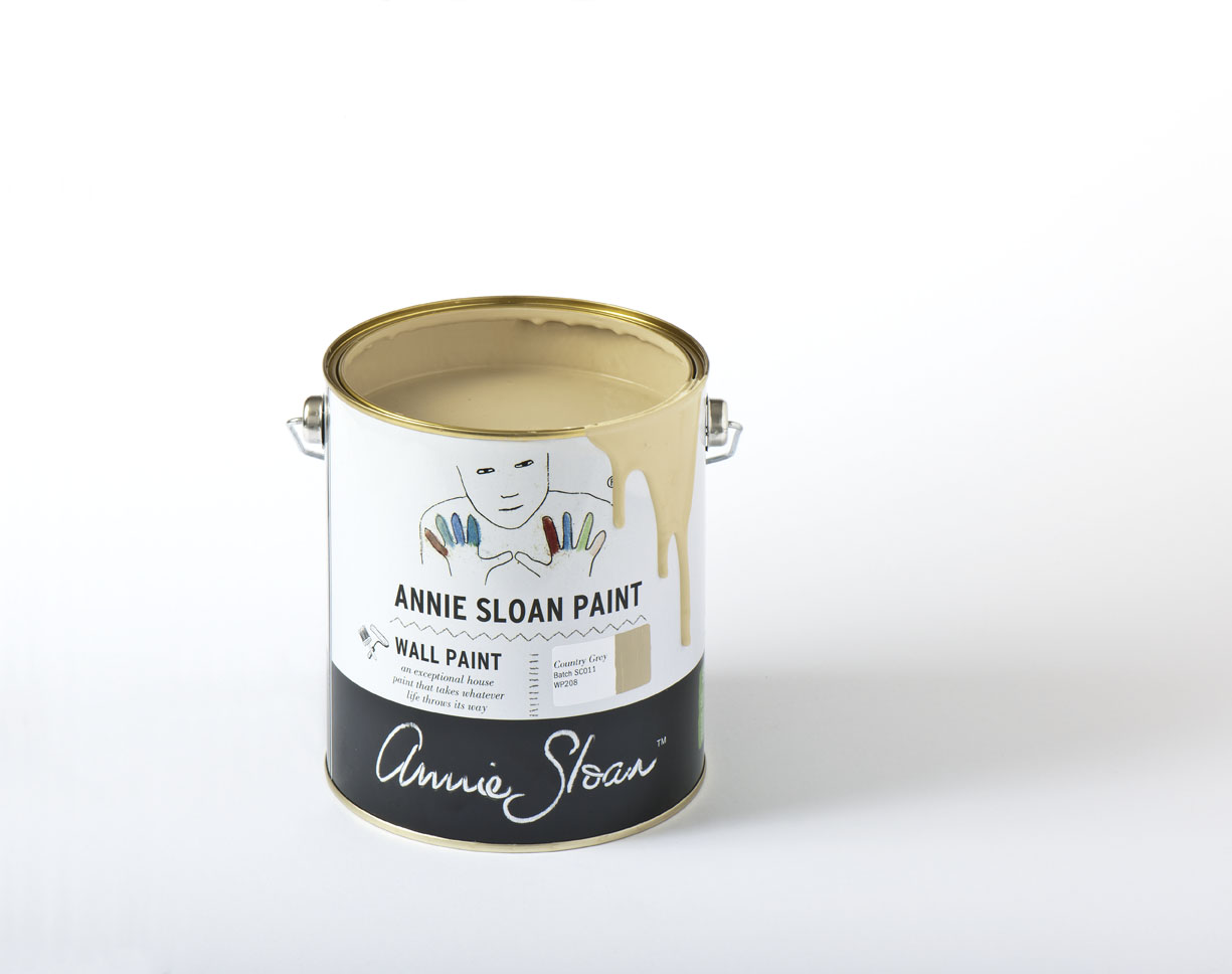 Country Grey Annie Sloan Wall Paint