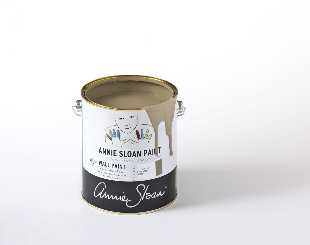 French Linen Wall Paint från Annie Sloan
