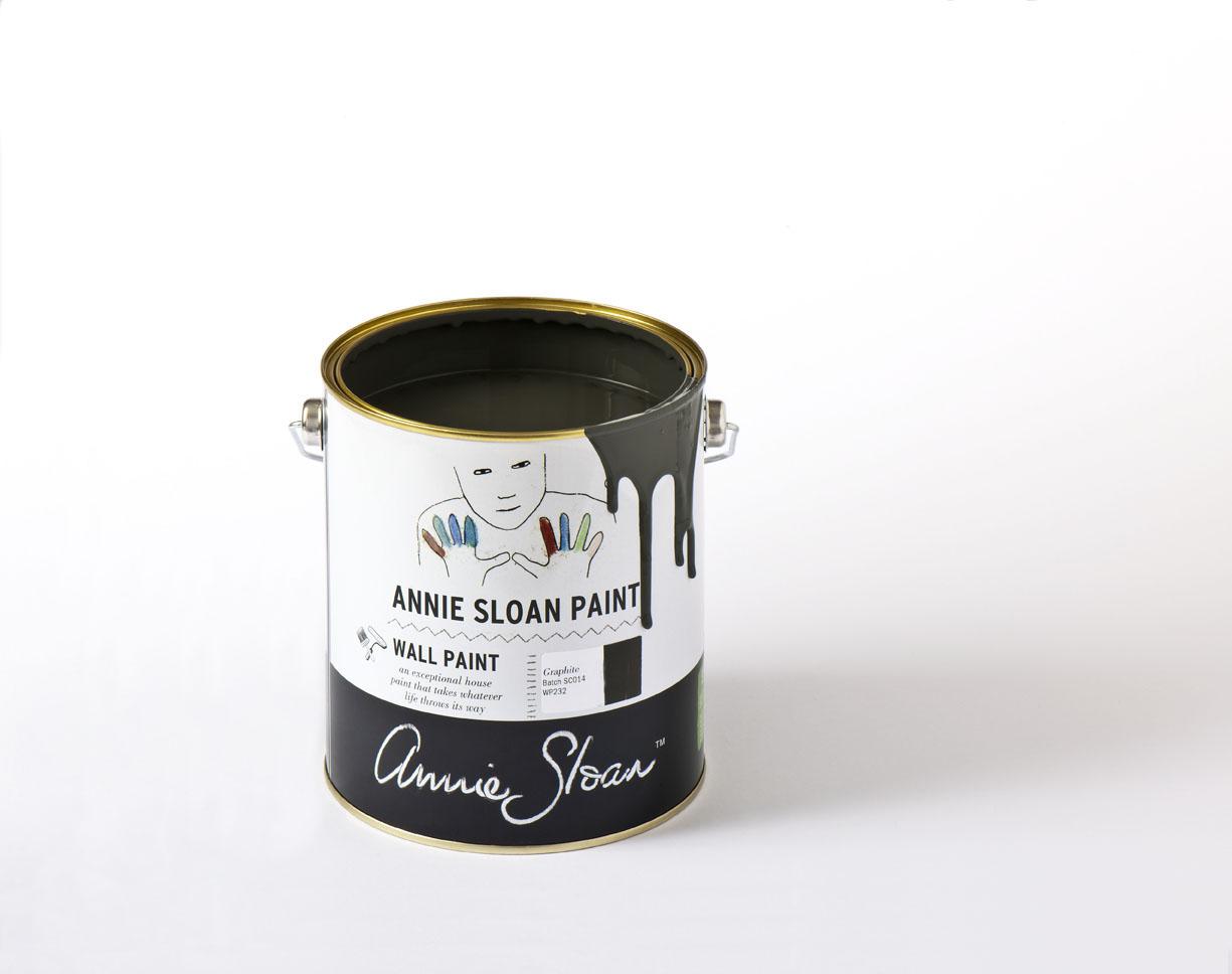 Graphite Wall Paint från Annie Sloan