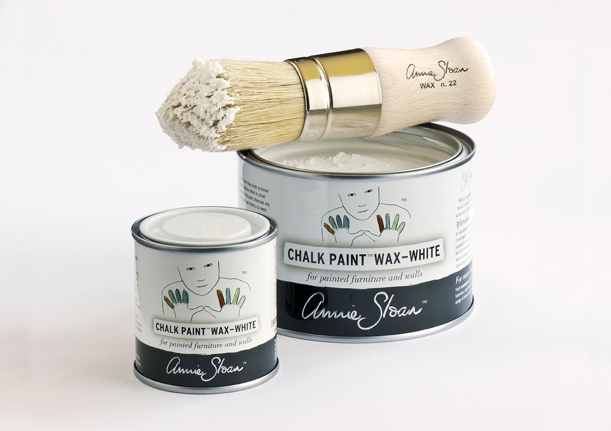 Annie Sloan White Wax