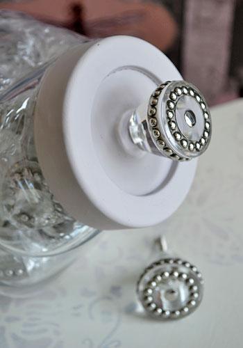 Knoppar & beslag i romantisk & vintage stil i Monicas Butik