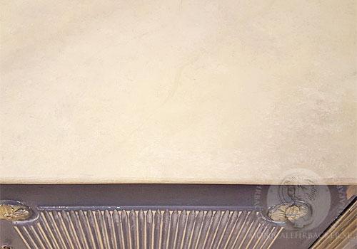Marbling with Chalk Paint™ marmorering kurser marmoreffekt
