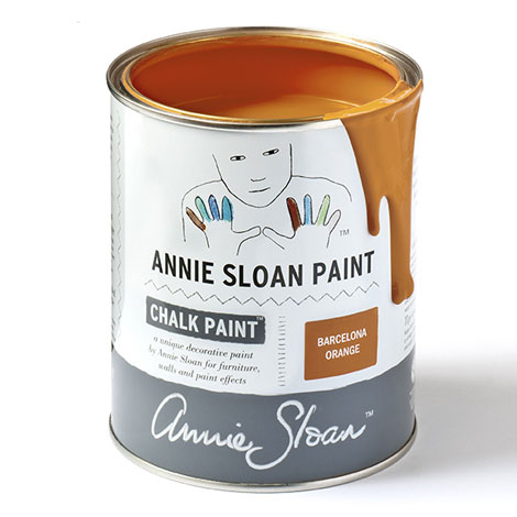 Annie Sloan Barcelona Orange