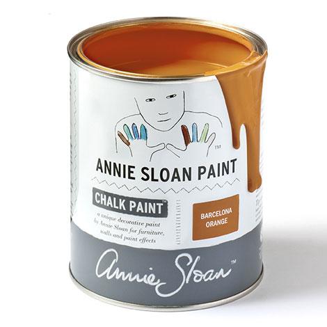 Annie Sloan Barcelona Orange