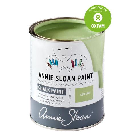 Lem Lem Annie Sloan i samarbete med Oxfam