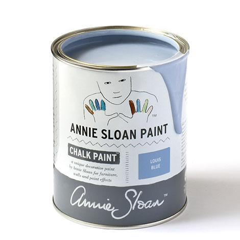 Annie Sloan Louis Blue i Monicas Butik