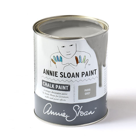 Chalk Paint Paris Grey