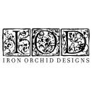 Dekorer & ornament för målade möbler, Iron Orchid Designs, nu i Monicas Butik.