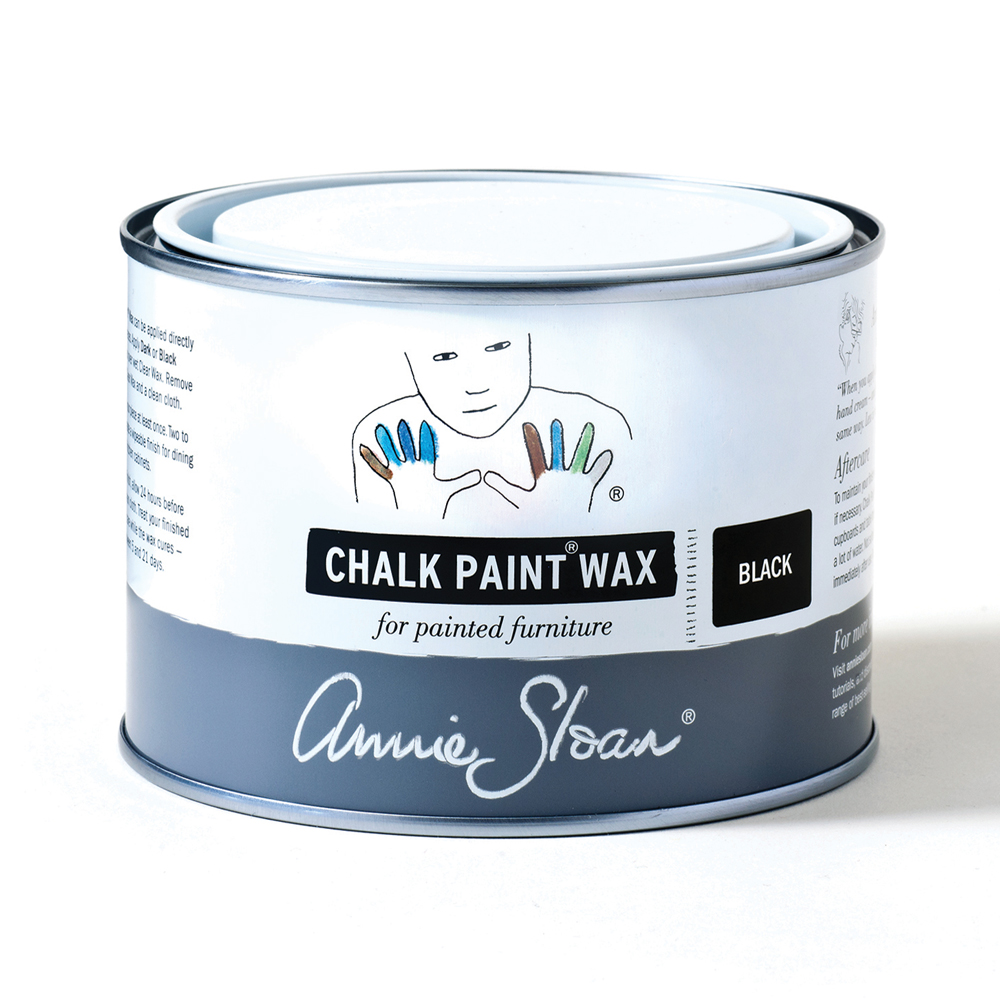 Annie Sloan Chalk Paint™ Wax Black Svart vax