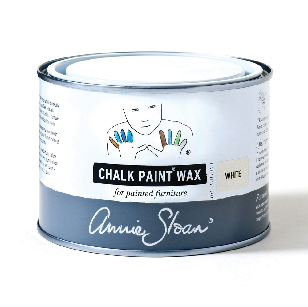 Chalk Paint Wax White 500 ml
