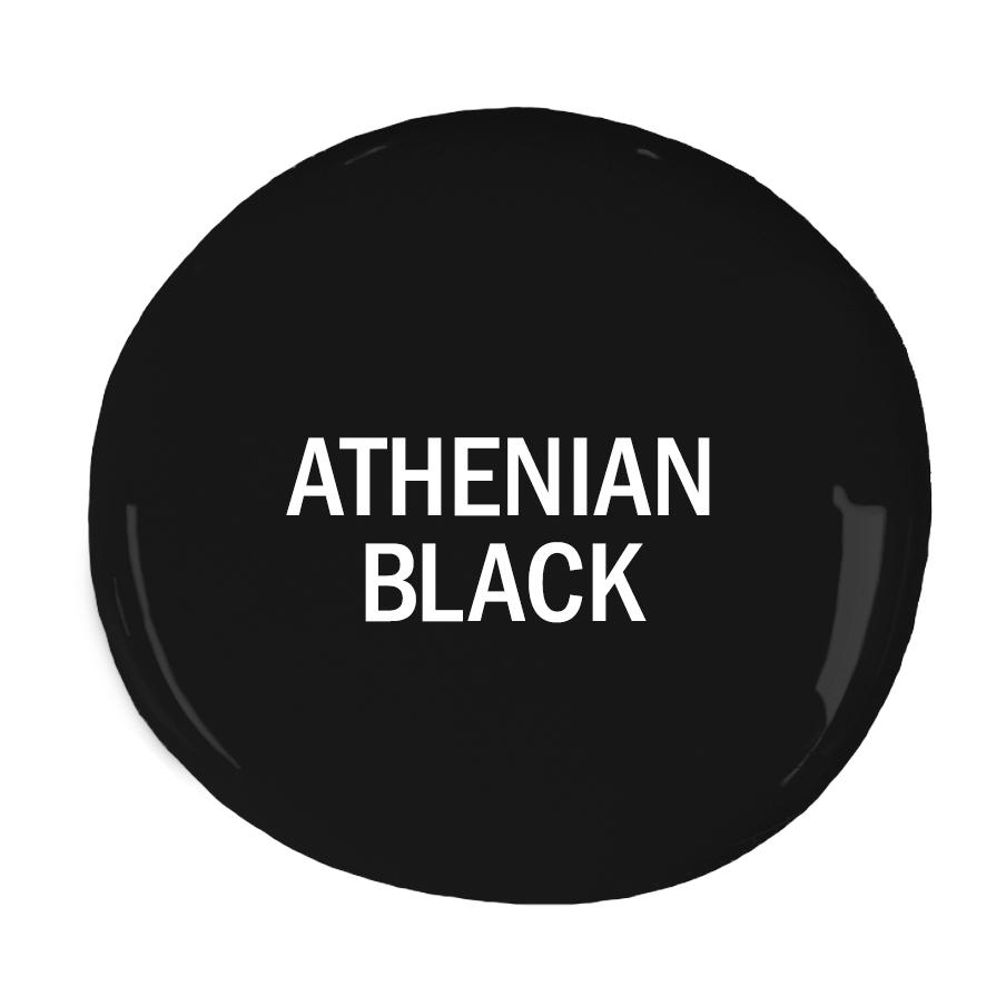 Ny svart Chalk Paint kulör Athenian Black