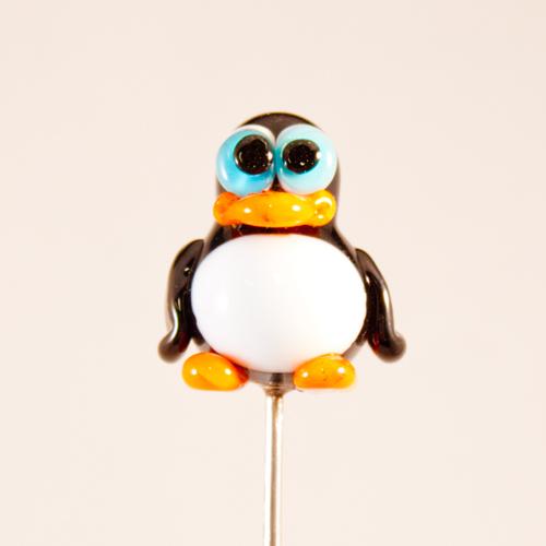 Pingvin pinne framifrån