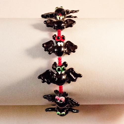 Fladdermus-armband 2