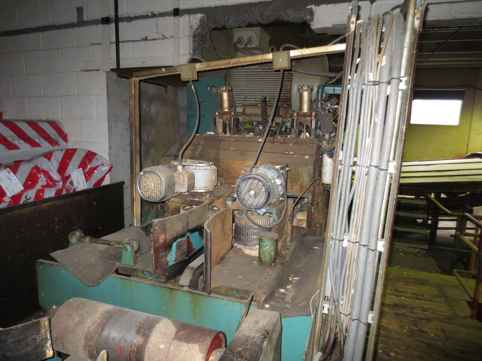 Chipper Canter Small Log Line Uj Trading